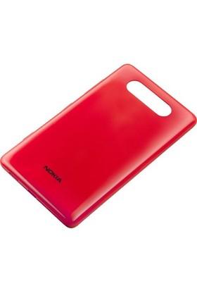 Nokia CC-3058 Lumia 820 Kapak Kırmızı