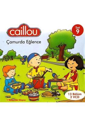 Caillou Çamurda Eğlence 9 (13 Bölüm 2 VCD)