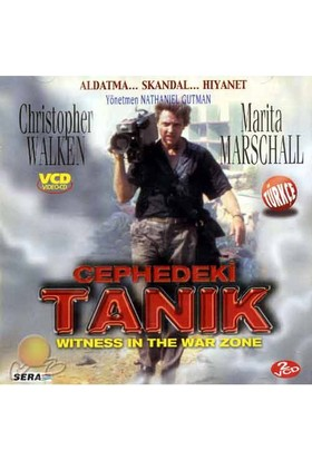 Cephedeki Tanık(Witness In The War Zone) ( VCD )