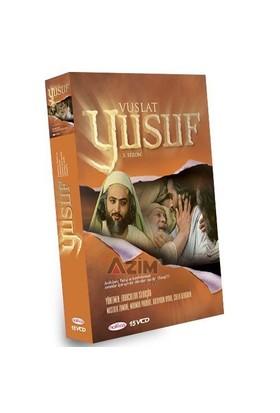 Hz. Yusufun Hayatı (Vuslat Yusuf - 3. Sezon) (15 VCD)