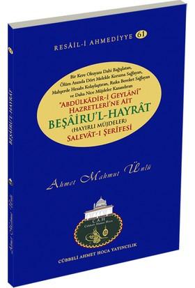 Beşairu'l Hayrat - Ahmet Mahmut Ünlü