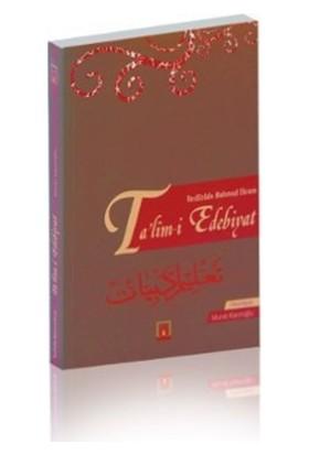 Talim-i Edebiyat