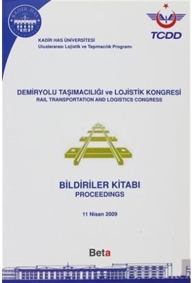 Demiryolu Taşımacılığı ve Lojistik Kongresi