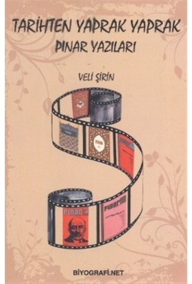 Tarihten Yaprak Yaprak Pınar Yazıları