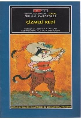 Mini Masallar - Çizmeli Kedi - Grimm Masalları