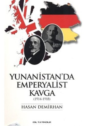 Yunanistan'da Emperyalist Kavga (1914 - 1918)