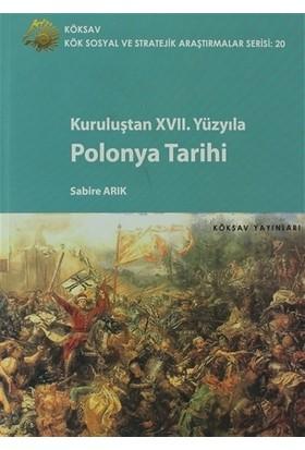 Kuruluşundan 17. Yüzyıla Polonya Tarihi