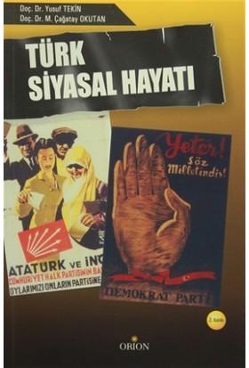Türk Siyasal Hayatı (1 ve 2. Cilt Büyük Boy)