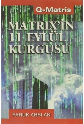 Matrix'in 11 Eylül Kurgusu