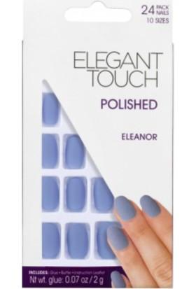Elegant Touch Polıshed Eleanor Takma Tırnak (Yapışkanı İçinde)