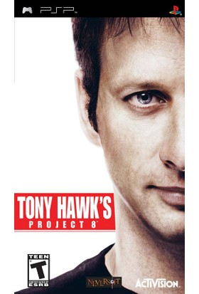 Activision Tony Hawks Project 8