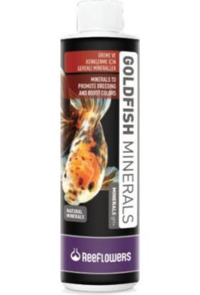 Reef Flowers Goldfish Minerals Gh+Japon Balığı Renklendirici Katkı 85 Ml