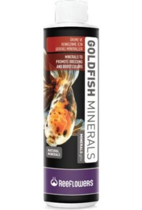 Reef Flowers Goldfish Minerals Gh+Japon Balığı Renklendirici Katkı 500 Ml
