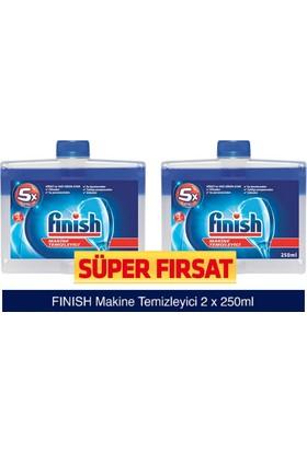 Finish 5 Etkili Makine Temizleyici Sıvı 2Li Paket