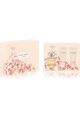 Elie Saab Le Parfum 17 Mother'S Day Set Edp 90Ml+ Vücut Losyonu 75Ml + Duş Kremi 75Ml