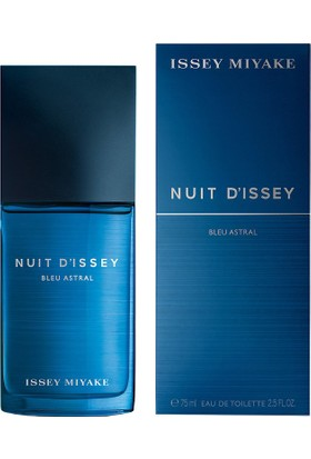 Issey Miyake Nuit D'Issey Bleu Astral 75 Ml