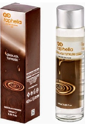 Raphella Çikolata Tutkusu Kolonya 180 ML