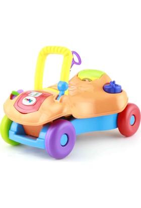 Bondigo İlk Arabam Ve Yürütecim