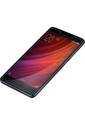 Case 4U Xiaomi Redmi Note 4X Temperli Cam Ekran Koruyucu