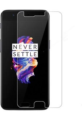 Case 4U OnePlus 5 Nano Cam Ekran Koruyucu