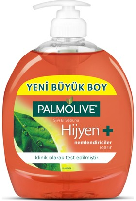 Palmolive Sıvı Sabun Hijyen + 500 ml