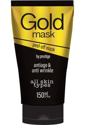 By Prestige Gold Mask Anti Aging 150 Ml