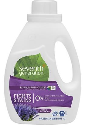 Seventh Generation Konsantre Doğal Sıvı Çamaşır Deterjanı - Lavanta 1.47 L