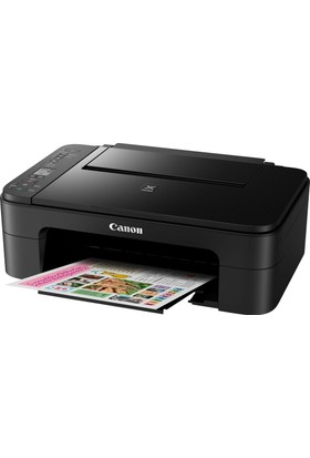 Canon Pixma E3140 Fotokopi + Tarayıcı +Wi Fi Airprint Yazıcı