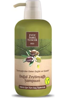 Eyüp Sabri Tuncer Doğal Zeytinyağlı Şampuan 600 Ml Pet Şişe