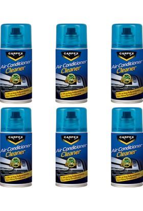 Carpex Klima Temizleyici Sprey ( Temizleme Spreyi ) 6'lı Set