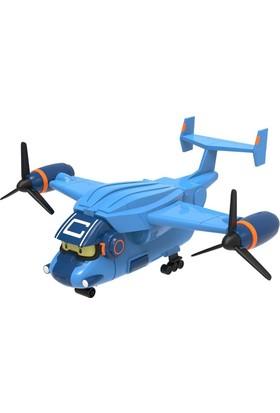 Poli Robocar Kargo Uçağı Sesli Işıklı