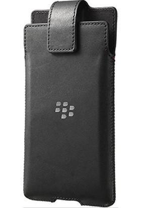 BlackBerry Leather Holster Priv Telefon Kılıfı