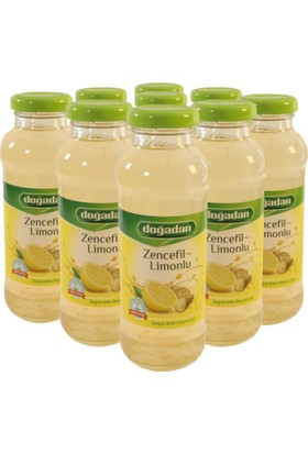 Doğadan Limon Zencefil 250 ml 9'lu Paket