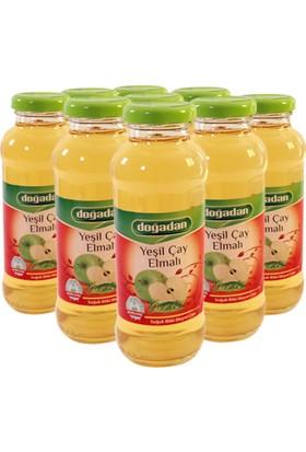 Doğadan Yeşil Çay Elmalı 250 ml 9'lu Paket