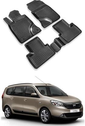ModaCar Dacia Lodgy 3D Havuzlu Paspas 106413