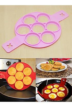 Kıtchen Love Silikon Pancake pişirme kalıbı