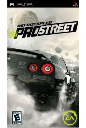 E.A Need For Speed Prostreet Psp Oyun