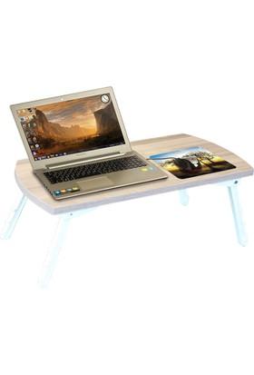 Binbirreyon Katlanır Laptop Masası Çalışma Bilgisayar Masası