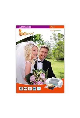 Goprint Luster Serisi Premium Mat A4 Fotoğraf Kağıdı 270Gr, 20 Yaprak