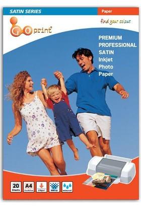 Goprint Satın Matte Serisi A4 Fotoğraf Kağıdı 270Gr, Mat 20 Yaprak