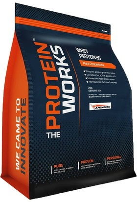 The Proteın Works The Protein Works Whey Protein 80