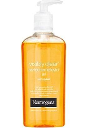 Neutrogena Vısıbly Clear Sivilce Karşıtı Günlük Temizleme Jeli