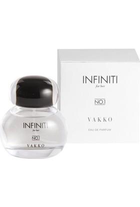 Vakko Infınıtı For Her No:1 100Ml Edp Kadın Parfüm