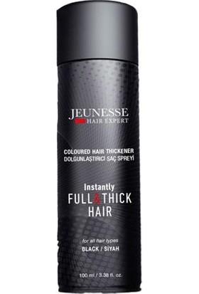 Jeunesse Dolgunlaştırıcı Saç Spreyi Siyah/Black 100Ml