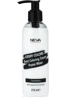 Neva Flashy Colors Pastelleştirici Direkt Uygulanan Krem Saç Boyası 215Ml