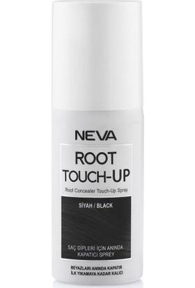 Neva Root Touch-Up Saç Dipleri İçn Kapatıcı Sprey Siyah