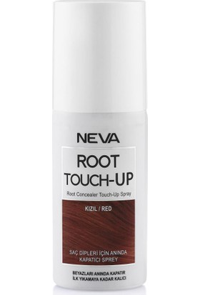 Neva Root Touch-Up Saç Dipleri İçn Kapatıcı Sprey Kızıl