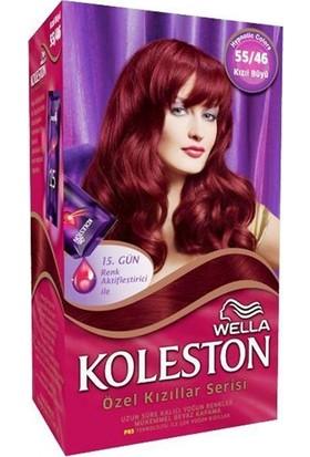 Koleston Saç Boyası 55/46 Kızıl Büyü