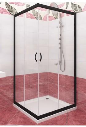 CAMEKAN Köşe Duş Kabini (90*110) h:190 - TEKNESİZ