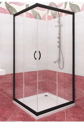 CAMEKAN Köşe Duş Kabini (90*140) h:190 - TEKNESİZ